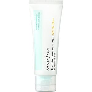 Innisfree The Minimum Sun Cream SPF25 / PA++