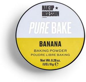 Makeup Obsession Banana Pure Bake Baking Powder