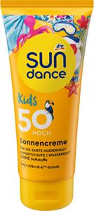 Sundance Napkrém Gyerekeknek FF50 Erős Védelemmel
