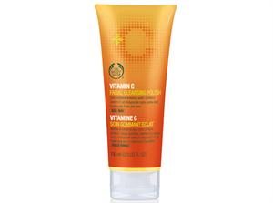 The Body Shop Vitamin C Facial Cleansing Polish