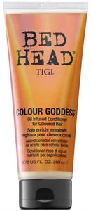 Tigi Bed Head Colour Goddess Színvédő Balzsam Barna és Vörös Hajra
