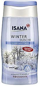 Isana Schneegestöber Téli Tusfürdő