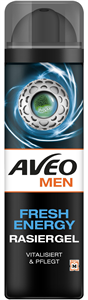 Aveo Men Fresh Energy Borotvazselé