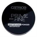 Catrice Prime And Fine Mattifying Powder Waterproof