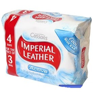 Cussons Imperial Leather Sensitive Luxurious Skin Care Szappan
