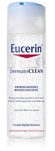 Eucerin DermatoClean Frissítő Arctisztító Zselé
