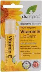 dr. Organic E Vitamin Ajakbalzsam SPF15