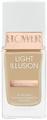 Flower Beauty Light Illusion Liquid Foundation