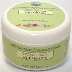 Naturissimo Gyöngyvirág Krémbázis (régi)