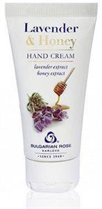 Bulgarian Rose Lavender & Honey Kézkrém