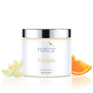 Natics Mousse Narancs-Vanília