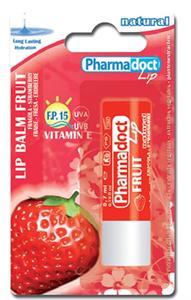Pharmadoct Lip Balm Fruit
