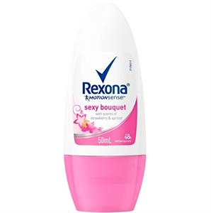 Rexona Sexy Bouquet Golyós Dezodor