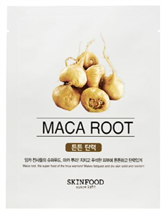 Skinfood Beauty In A Food Mask Sheet (Maca Root)