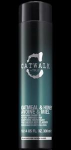 Tigi Catwalk Oatmeal&Honey Sampon Igénybevett Hajra