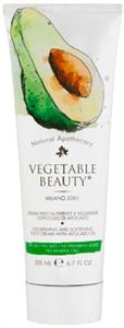 Vegetable Beauty Lábápoló Krém Avokádó Olajjal