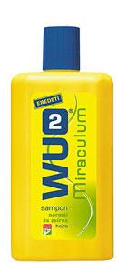 WU2 Miraculum Sampon Normál és Zsíros Hajra