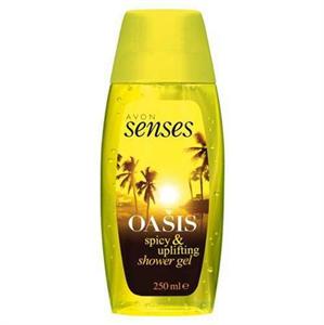 Avon Senses Oasis Tusfürdő (dupi)