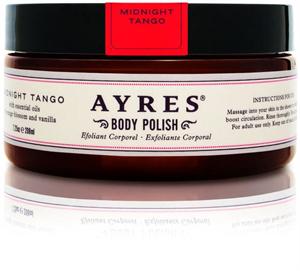 Ayres Midnight Tango Body Polish Testradír