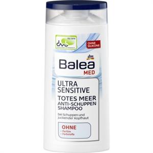 Balea Med Ultra Sensitive Totes Meer Anti-Schuppen Shampoo