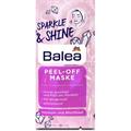 Balea Peel-Off Maszk Sparkle & Shine Lehúzható Arcmaszk