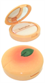 Baviphat Sugar Girl Peach Sebum Solution Pact Púder