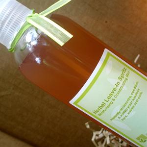 Darcy's Botanicals Herbal Leave-In Conditioning Spritz