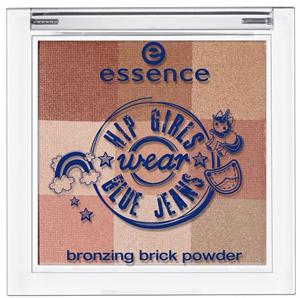 Essence Hip Girls Wear Blue Jeans Bronzing Brick Powder