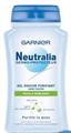 Garnier Neutralia Gél Tusfürdő Problémás Bőrre