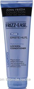 John Frieda Frizz-Ease Style-Activating Locken-Conditioner