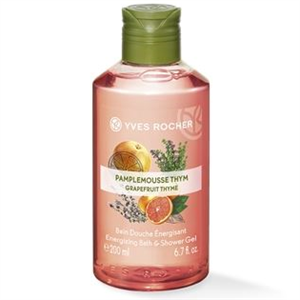 Yves Rocher Grapefruit and Thyme Energizing Bath & Shower Gel