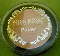 Miss Rosé Púder