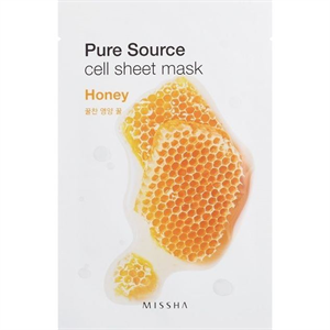 Missha Pure Source Cell Sheet Mask - Honey