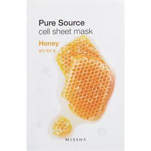 Missha Pure Source Cell Sheet Mask - Honey