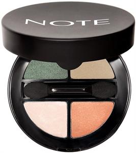 NOTE Cosmetics Quattro Szemhéjpúder