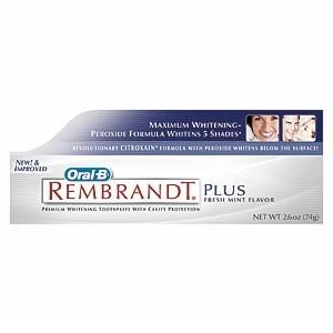 Rembrandt Plus Premium Whitening