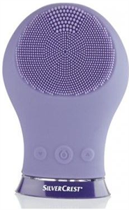 SilverCrest Sgrs 3.7 A1 Silicone Facial Cleansing Brush