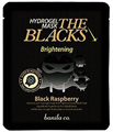 Banila co. The Blacks Hydrogel Mask Raspberry (Brightening)