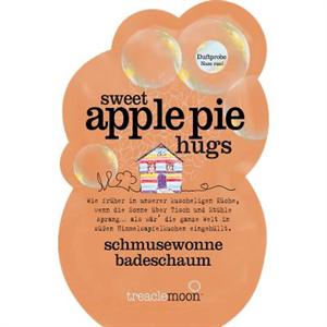 Treacle Moon Sweet Apple Pie Hugs Habfürdő