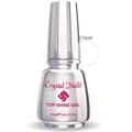 Crystal Nails Top Shine Átlátszó Fényzselé