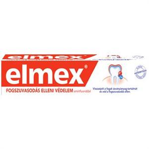 Elmex Fogszuvasodás Elleni Fogkrém