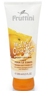 Fruttini Milky Orange Body Lotion