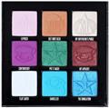 Jeffree Star Cosmetics × Shane Dawson Mini Controversy Palette Emerald Edition