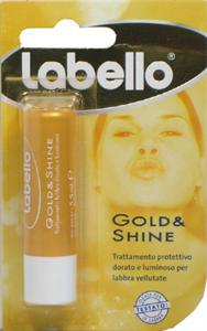 Labello Gold&Shine Ajakápoló
