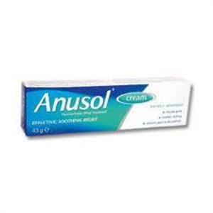 McNeil Anusol Cream