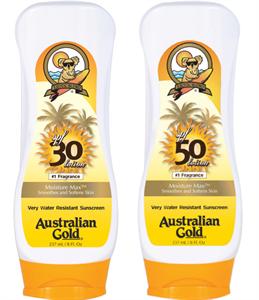 Australian Gold Naptej SPF 15, 30 vagy 50