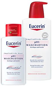 Eucerin Ph5 Folyékony Mosakodószer