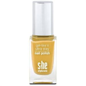 s-he stylezone Gel-Like'n Ultra Stay Nail Polish