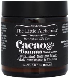 The Little Alchemist Cacao & Banana Face Glow