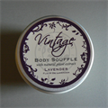Vintage Body Souffle With Natural Plant Extract Lavender Testápoló Hab